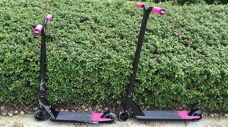 Pink Pro Scooters
