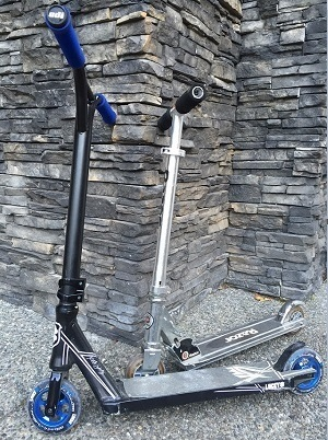 Scooter Evolution